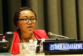 Esther Agbarakwe