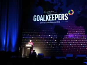 goalkeepers gates foundation mathsgee tedsf