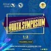 chad youth symposium aprm international