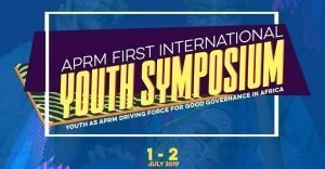 chad youth symposium aprm international