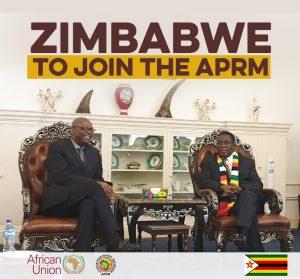 zimbabwe aprm maloka mnangagwa