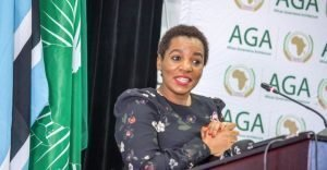prudence ngwenya african union youth division