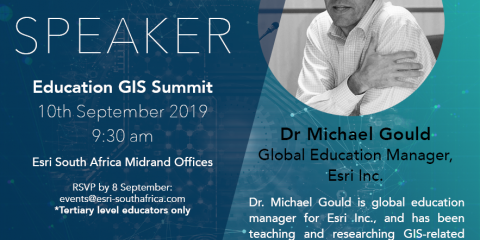 esri education gis summit