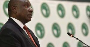 cyril ramaphosa APRM chairman
