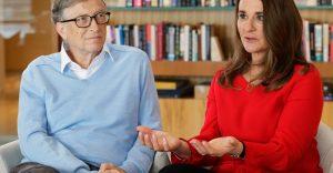Bill and Melinda Gates -Global Goals